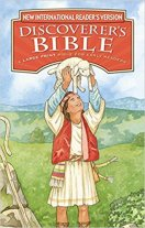 NIVr Large Print Children's Bible Story Book