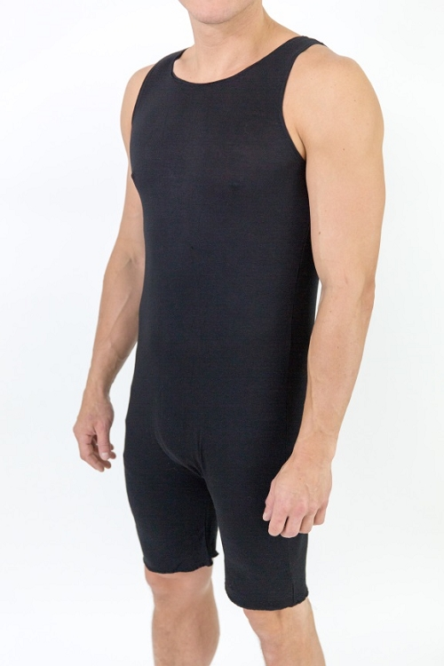 Unisex bodysuit barrier garment comes in sizes Child Small to Adult XL