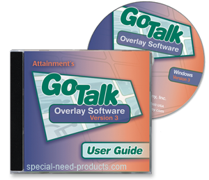 Go Talk Template Overlay Software