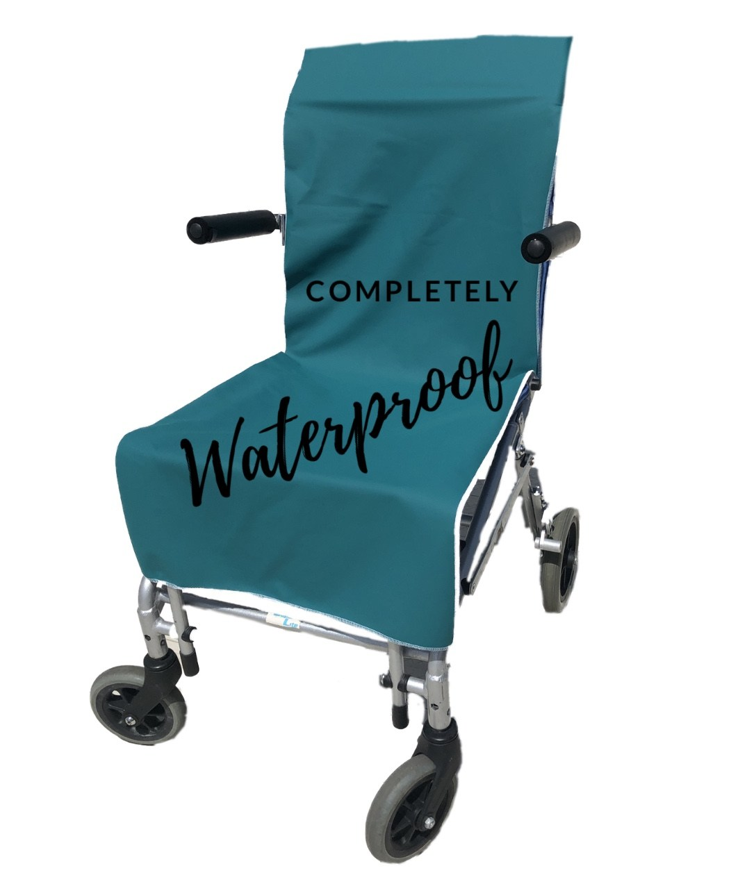 Full size waterproof wheelchair seat covers