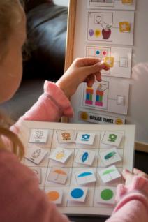 picture symbols in classroom