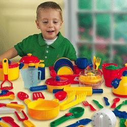 Special Needs Toys - Kitchen Playsets - useful as autism toys