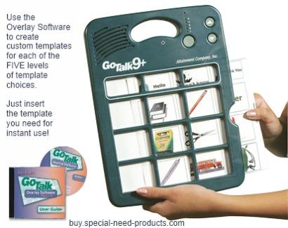 Go Talk 9 software